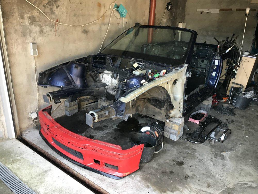 Restauration + M52B28 Swap - 3er BMW - E36