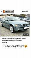 BMW 320i Limousine  170 PS 65.000 KM - 3er BMW - E46 - IMG_20200118_223830_858.jpg