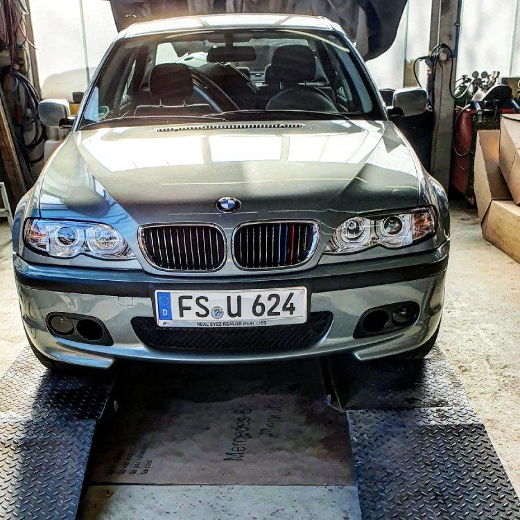 BMW 320i Limousine  170 PS 65.000 KM - 3er BMW - E46