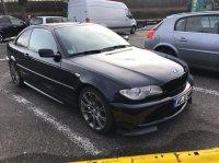 BMW-Syndikat Fotostory - E46 330d Clubsport 6 Gang