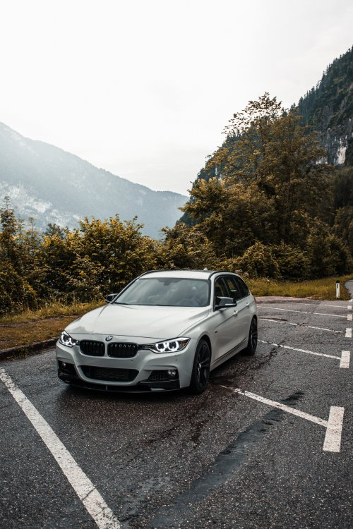 BMW 328i F31 Alpinweiß 3 Umbau Projekt - 3er BMW - F30 / F31 / F34 / F80