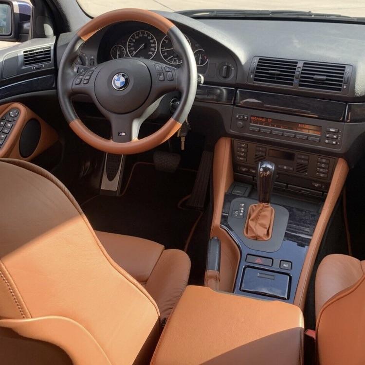 E39 individual 525i 30tkm - 5er BMW - E39