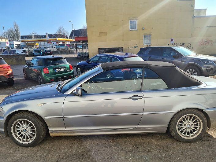 Mein Cabrio E46 Cabrio 325Ci - 3er BMW - E46