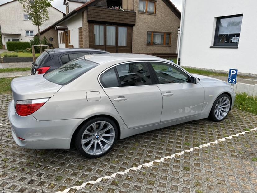 E60 530i Individual Styling 166 - 5er BMW - E60 / E61
