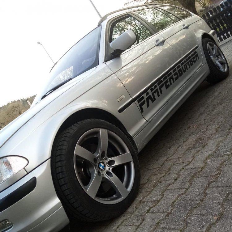 E46, 330xi Touring - 3er BMW - E46