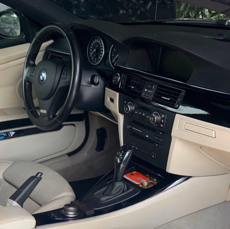 """E92 325i """"FROST BLACK"""" - 3er BMW - E90 / E91 / E92 / E93"""