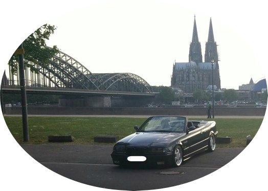 Mein Baby 320 Cabrio - 3er BMW - E36