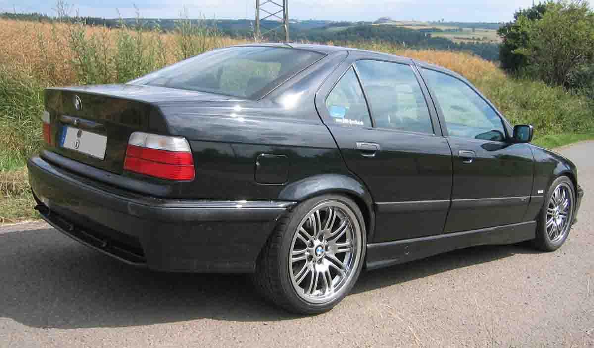 328i Sport Edition Auf 18 Zoll M67 Styling 3er Bmw E36