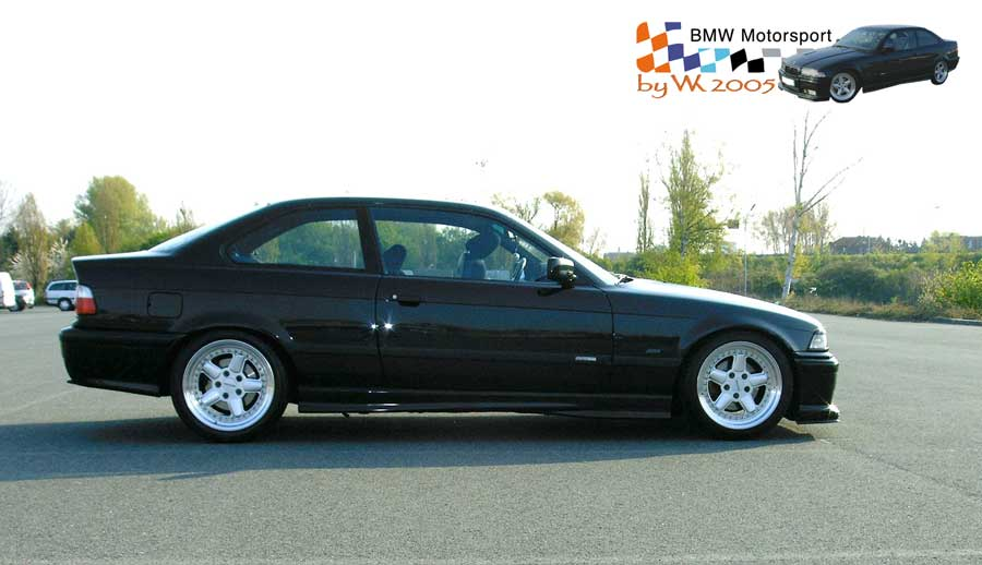 AVUS EDITION - 3er BMW - E36