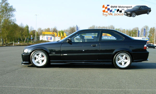 AVUS EDITION - 3er BMW - E36 -