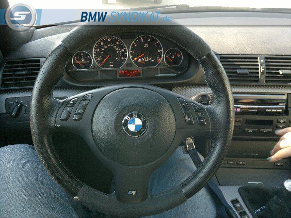 330Ci Performance///Einzelstück in Germany/// - 3er BMW - E46 - lenkrad_600x450.jpg