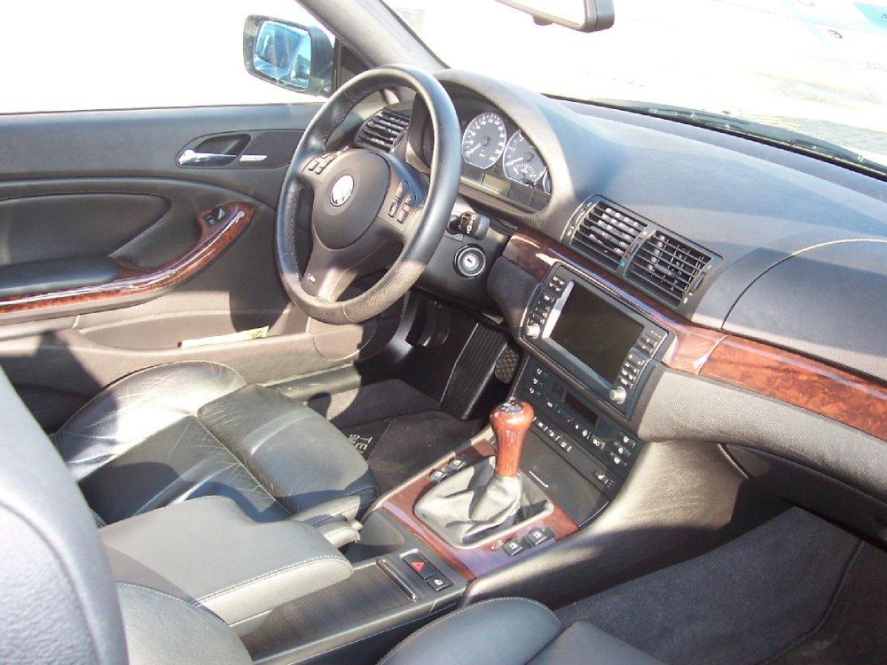 330 Ci - silber - was sonst...?? - 3er BMW - E46