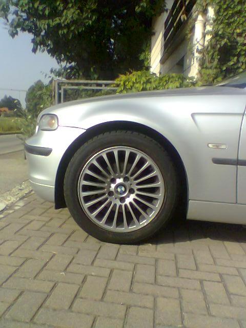 Lucky Strike - 3er BMW - E46