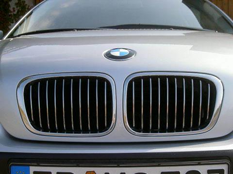 Lucky Strike - 3er BMW - E46 -