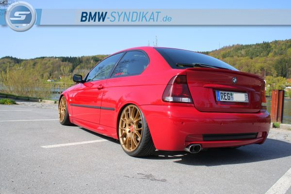 low compact update 3er bmw e46 compact tuning. Black Bedroom Furniture Sets. Home Design Ideas