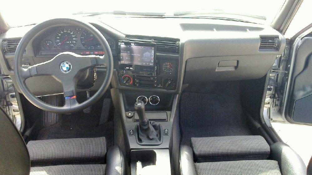 E30 325i M Technic 1 - 3er BMW - E30