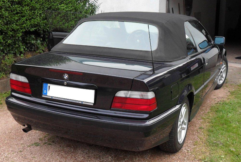 E36 318i Cabrio - 3er BMW - E36