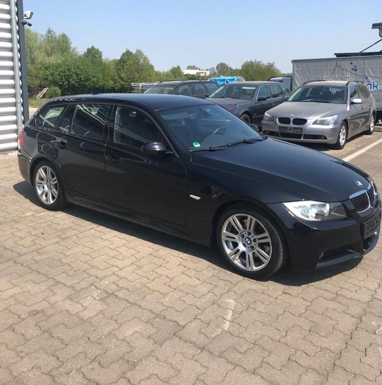 E91, 325d Touring - 3er BMW - E90 / E91 / E92 / E93