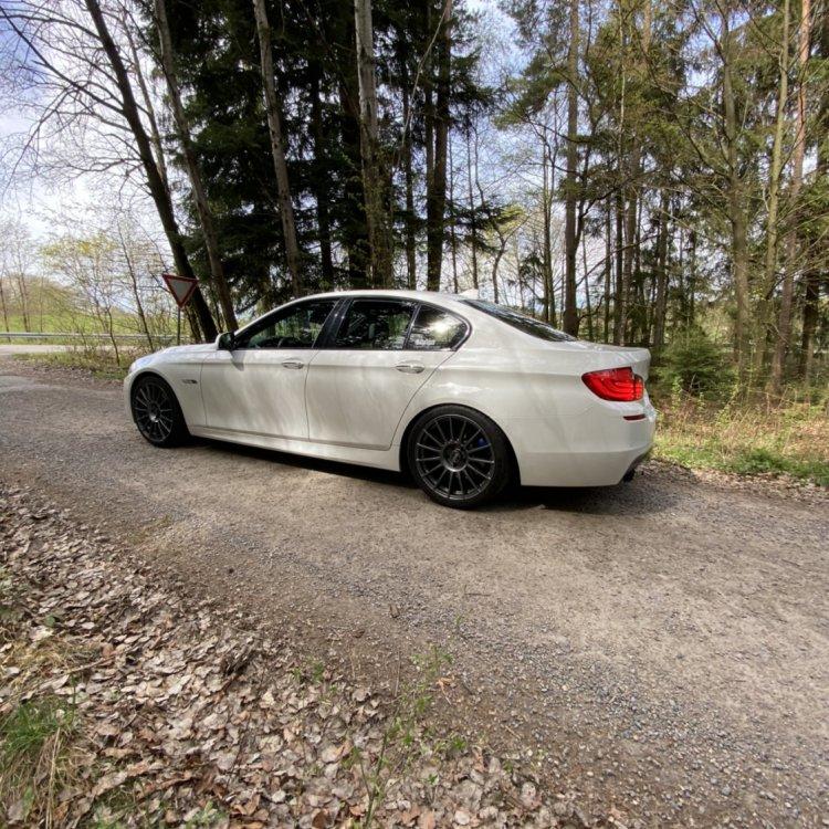 Bmw F10 535dX - 5er BMW - F10 / F11 / F07