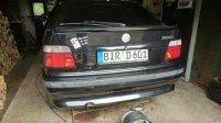 BMW-Syndikat Fotostory - E36 316i Cosmosschwarzmet. M43B19UL