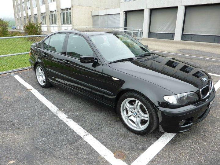 E46 320d Limo M-Technik - 3er BMW - E46