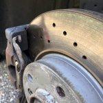 Zimmermann Bremsanlage+Zubehör Gelochte Bremsscheiben