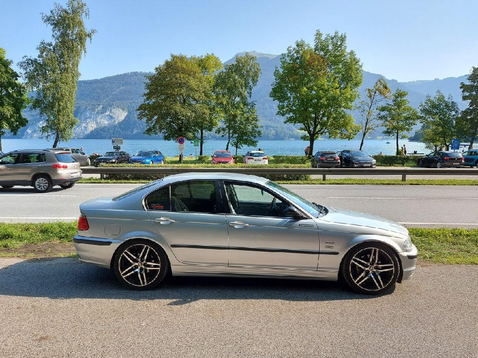E46 323i - 3er BMW - E46