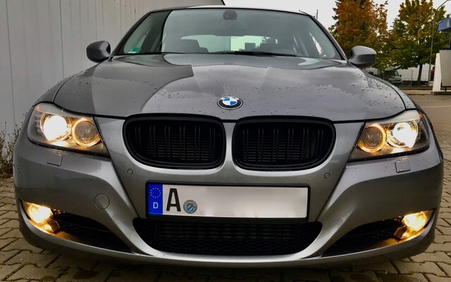 E90, 320d Facelift - 3er BMW - E90 / E91 / E92 / E93