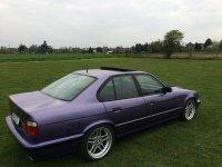 BMW 540i E34 V8 Limo Sonderlack - 5er BMW - E34 - 14505620268288410530.JPG