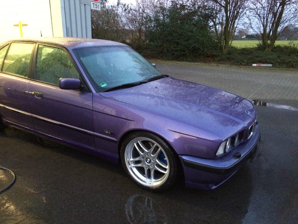 BMW 540i E34 V8 Limo Sonderlack - 5er BMW - E34
