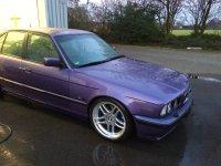 BMW 540i E34 V8 Limo Sonderlack - 5er BMW - E34 - 5009488603273246096.JPG
