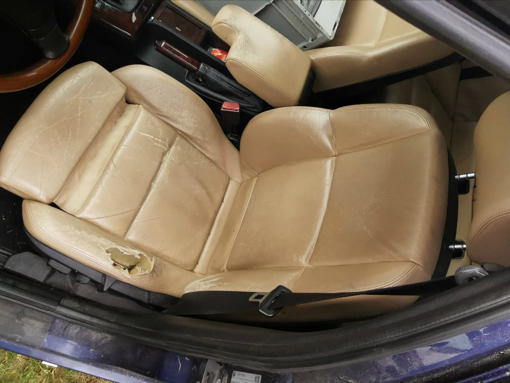 E36 328i Touring Wiederbeleben - 3er BMW - E36