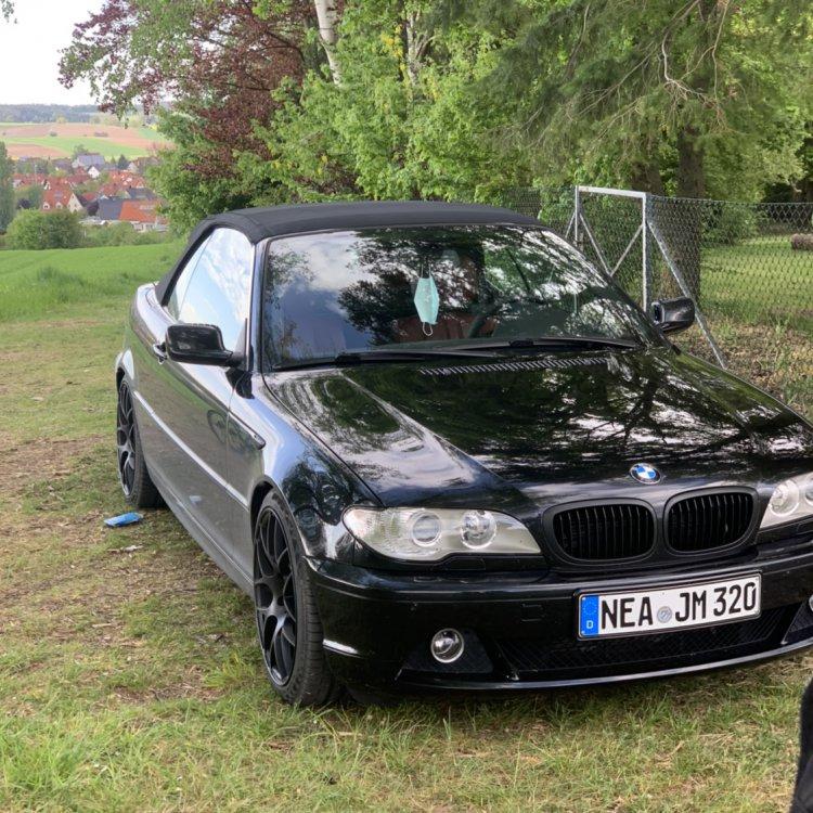 Mein 320 - 3er BMW - E46