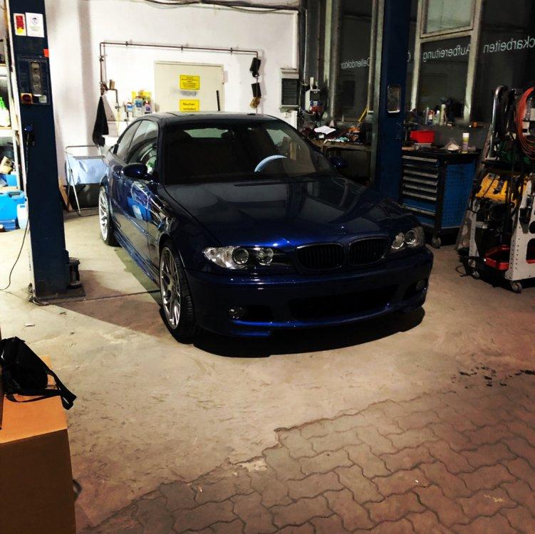 BMW E46 330Ci Clubsport - 3er BMW - E46