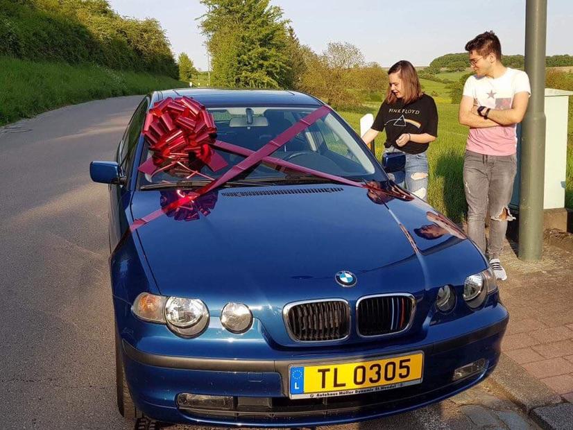 316ti e46 Compct - 3er BMW - E46