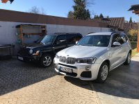 BMW-Syndikat Fotostory - X3 xdrive35i f25