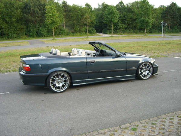 e36 m3 3 2 cabrio 3er bmw e36 m3 tuning fotos. Black Bedroom Furniture Sets. Home Design Ideas