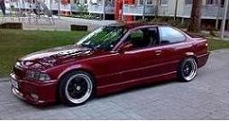 ///M-POWER °Calypsorot° - 3er BMW - E36 - bmw.jpg