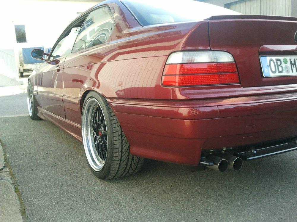 ///M-POWER °Calypsorot° - 3er BMW - E36