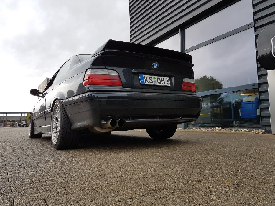 e36 M3 Coupe - 3er BMW - E36