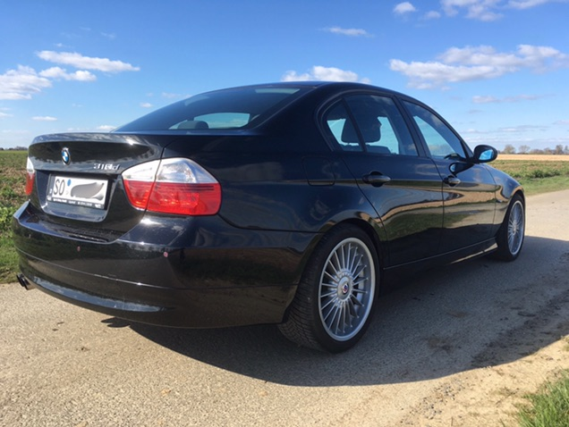 Alpina D3 #281 - 3er BMW - E90 / E91 / E92 / E93