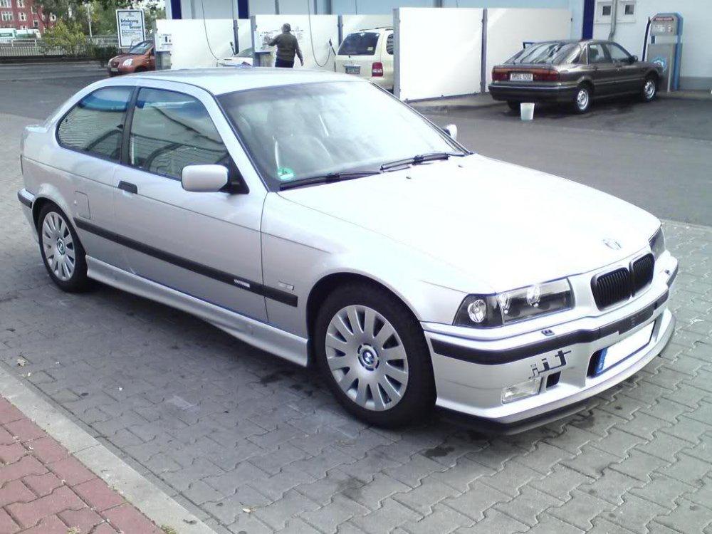 323ti Compact - 3er BMW - E36