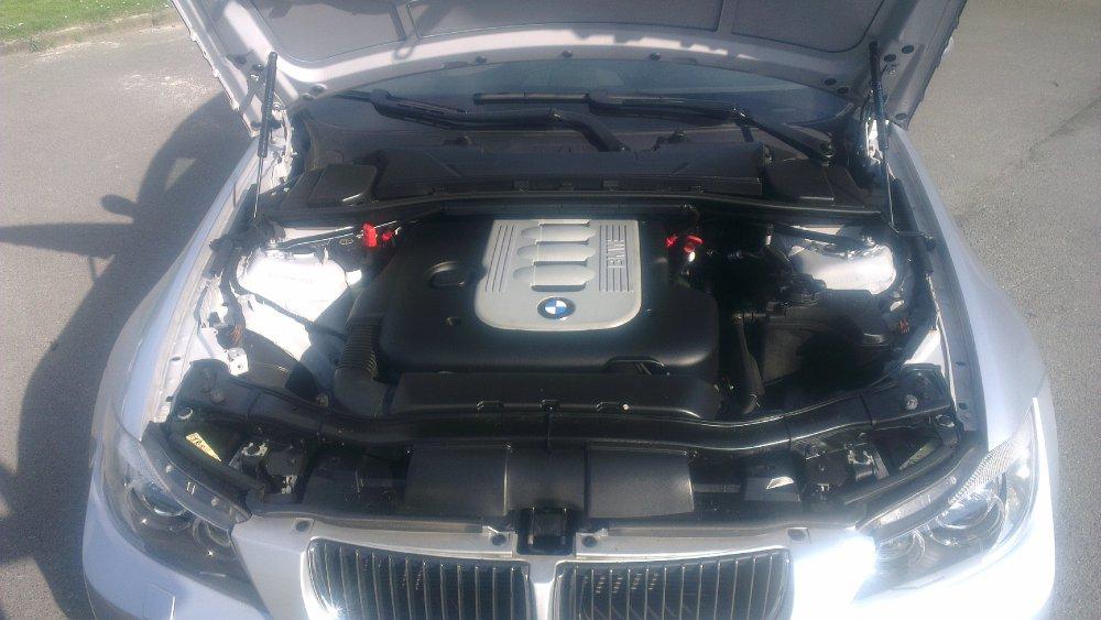 Titansilberpfeil - 3er BMW - E90 / E91 / E92 / E93