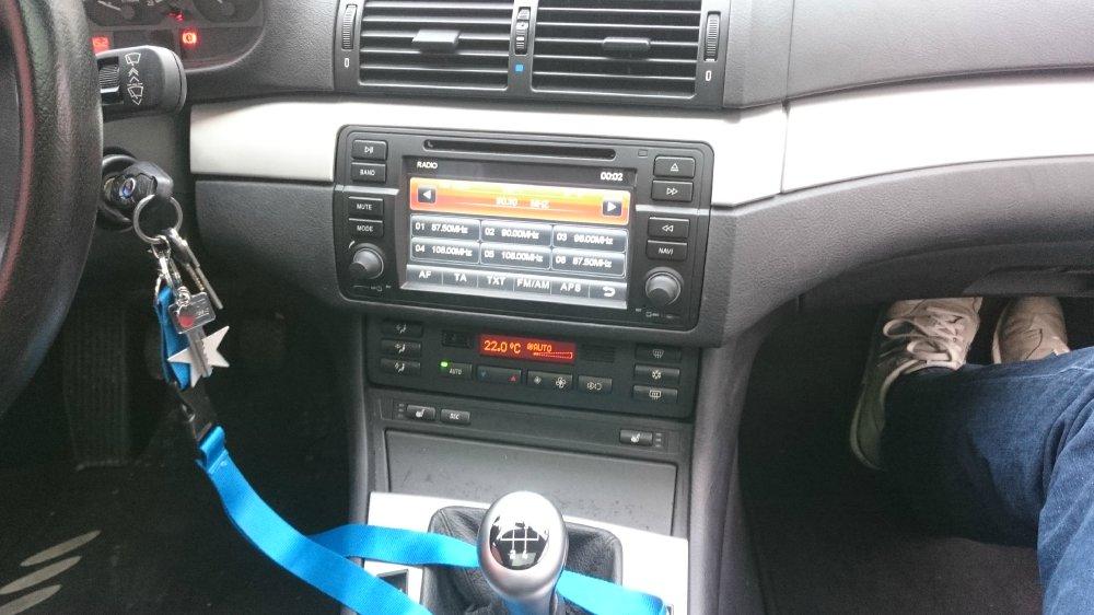 Dailydriver - 3er BMW - E46