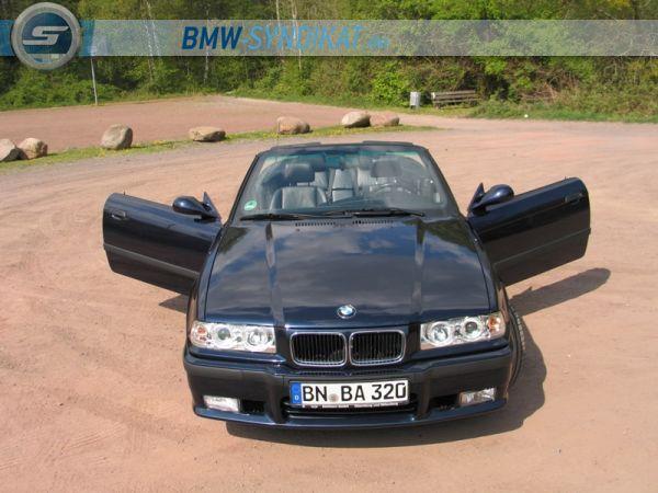 Meine Wohlfühlzone 320i - 3er BMW - E36