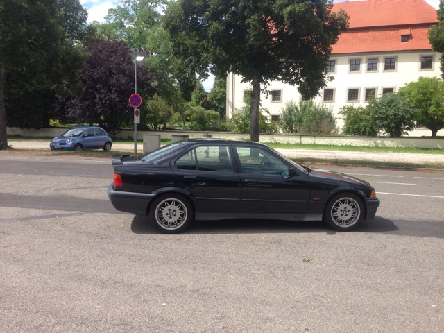 90´s Bitch/Styling 22/Gewinde - 3er BMW - E36