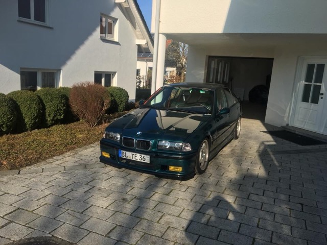 Schrick powered 328is - BOW 34/2018 - 3er BMW - E36