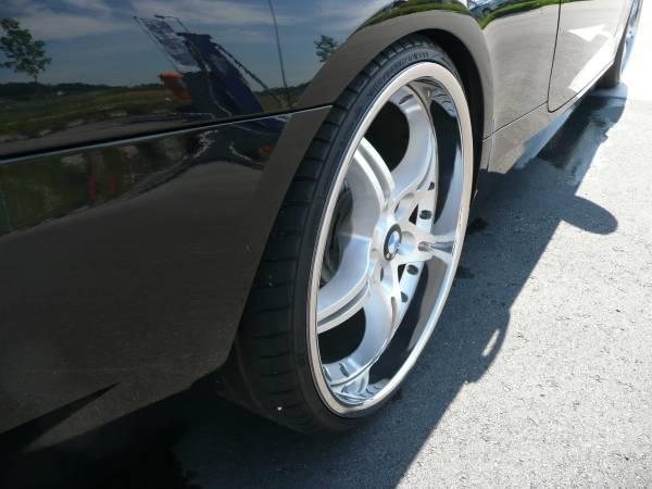 E93 335i 4-Rohr Auspuffanlage - 3er BMW - E90 / E91 / E92 / E93 -