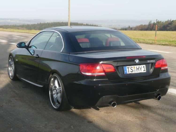 E93 335i 4-Rohr Auspuffanlage - 3er BMW - E90 / E91 / E92 / E93 - P1130681x.jpg