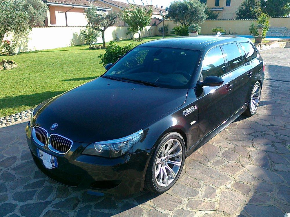 E61 M5 V10 560 PS Carbon Airbox Evolve  Hartge - 5er BMW - E60 / E61